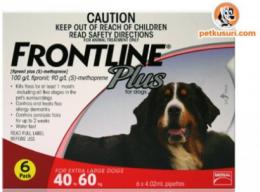 フロントラインプラス 超大型犬用