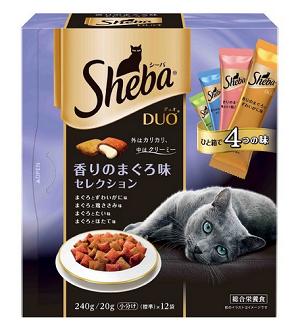 シーバ デュオ 香りのまぐろ味セレクション